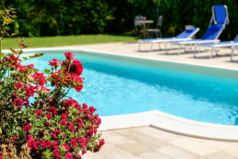 Agriturismo con piscina